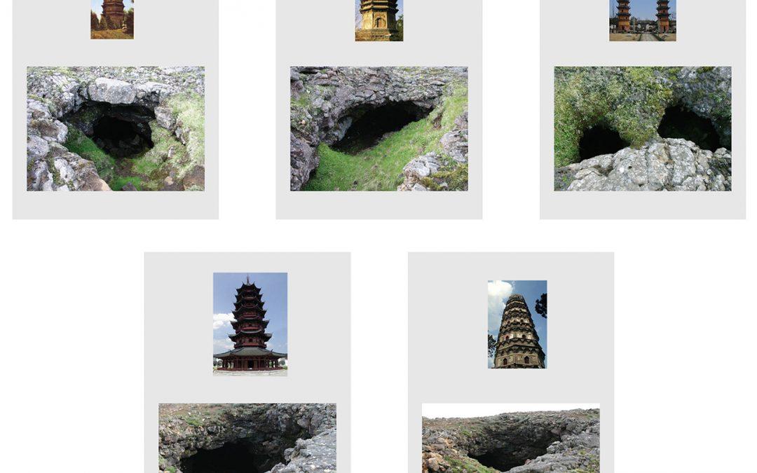 Hellar og pagóður / Caves and Pagodas
